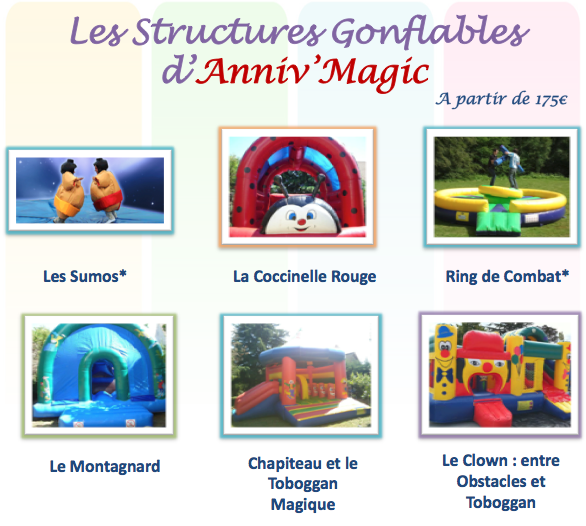 structure gonflable chateau enfant adulte